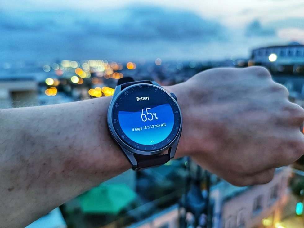 Huawei-Watch-3-Pro-baterija