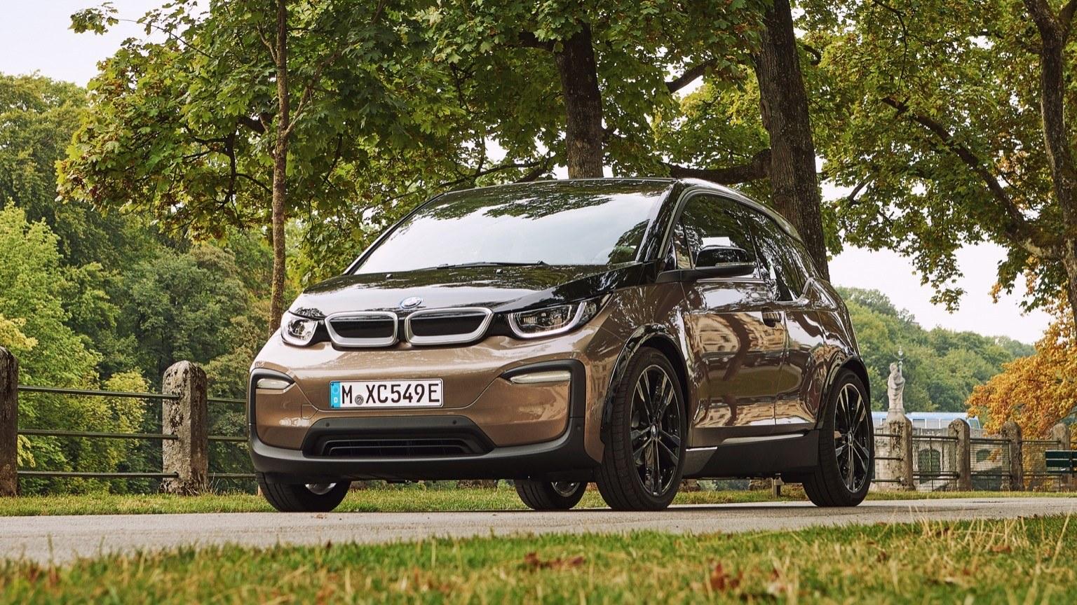 BMW i3s 120 Ah