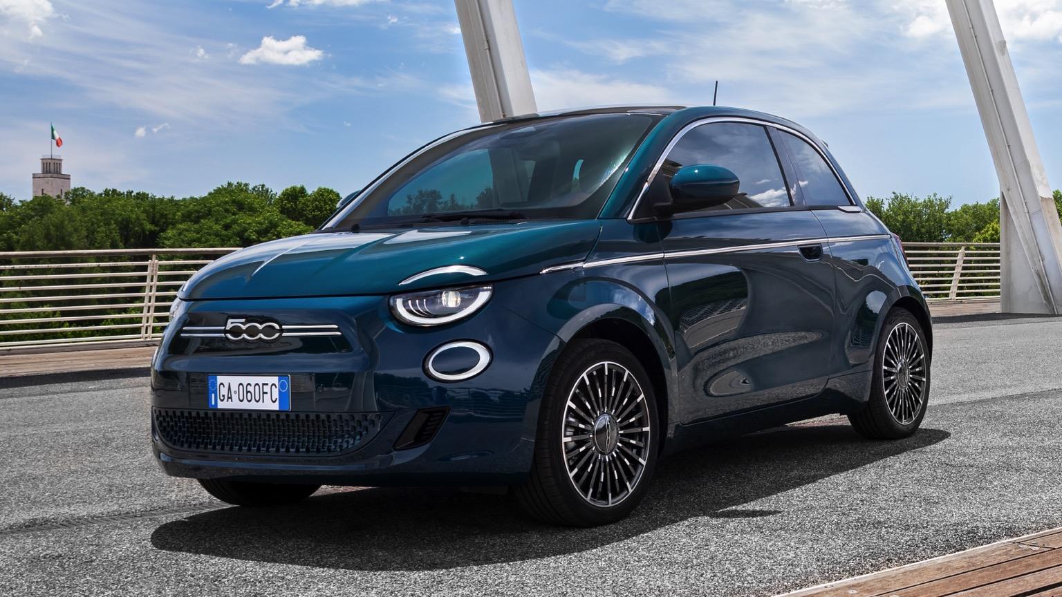 Fiat 500e Hatchback 24 kWh