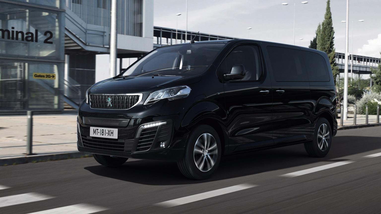 Peugeot e-Traveller Compact 50 kWh