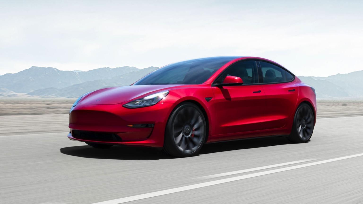 Tesla Model 3 Standard Range Plus LFP