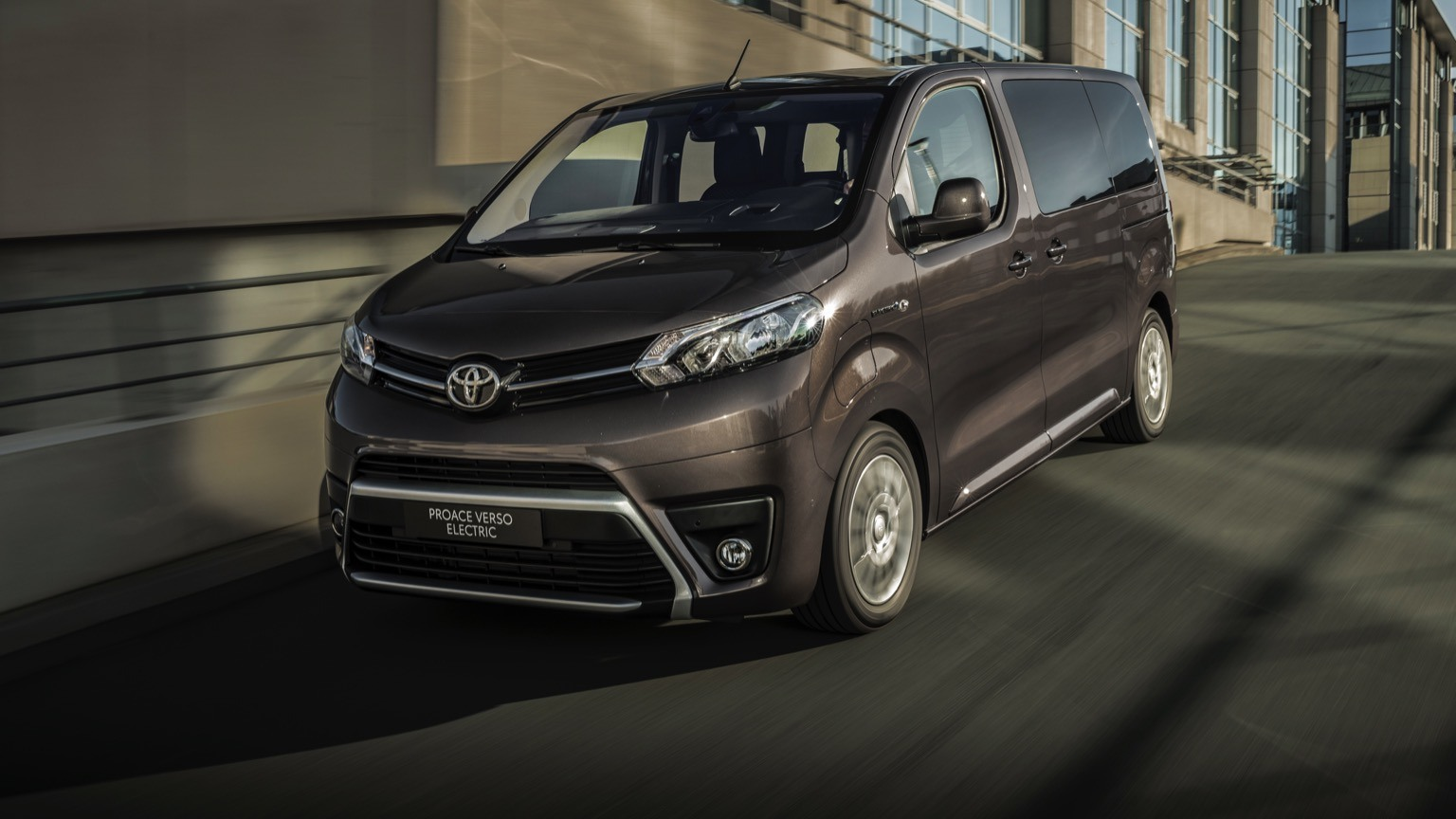 Toyota PROACE Verso M 75 kWh