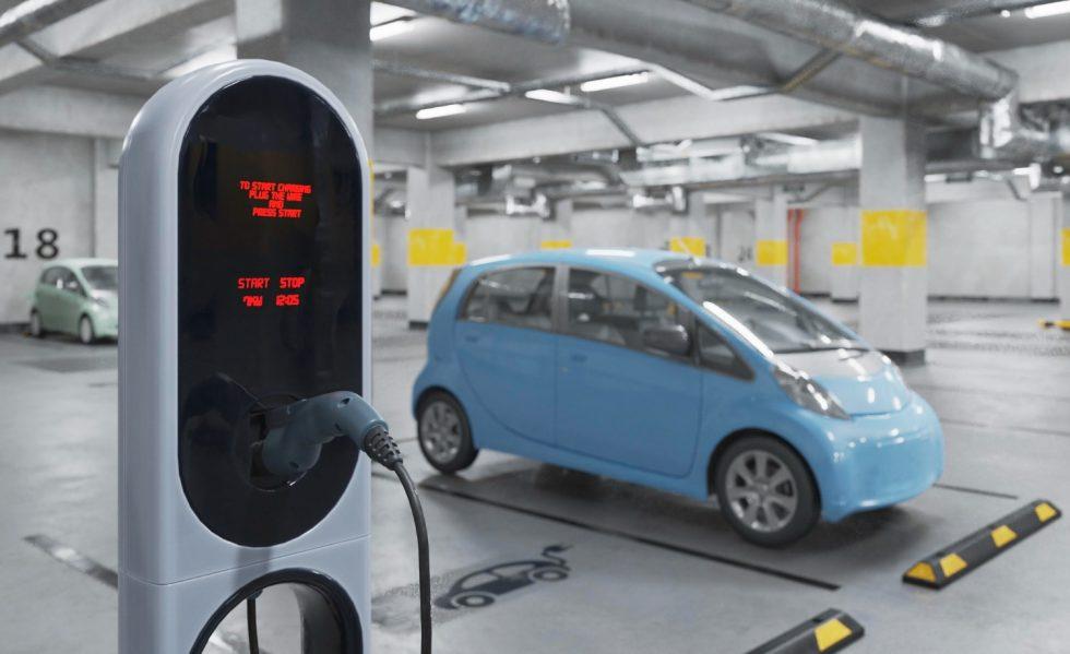 3d-electric-car-charging