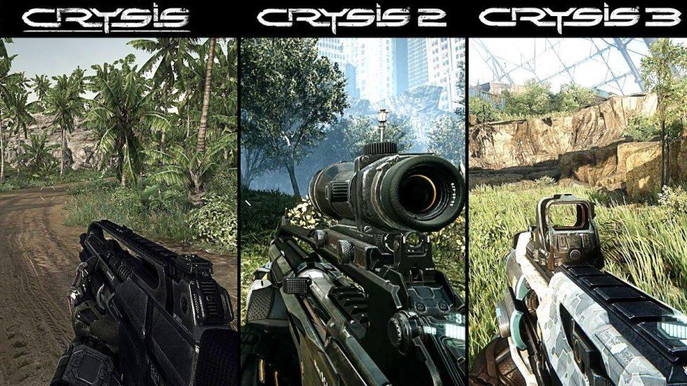 Crysis-trilogy