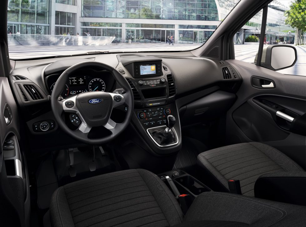 Ford-Transit-Connect-interjeras-Ford-nuotrauka