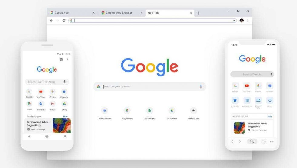 Google-Chrome-browser-update