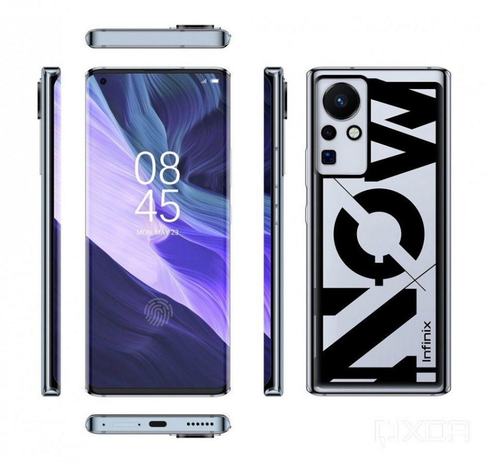 Infinix-telefonas