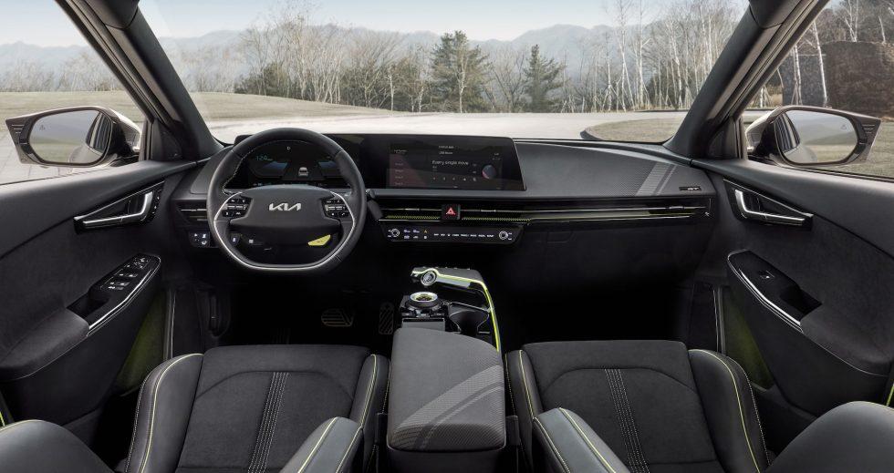 Kia-EV6-interjeras