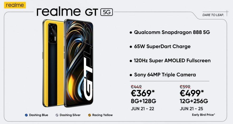 Realme-GT