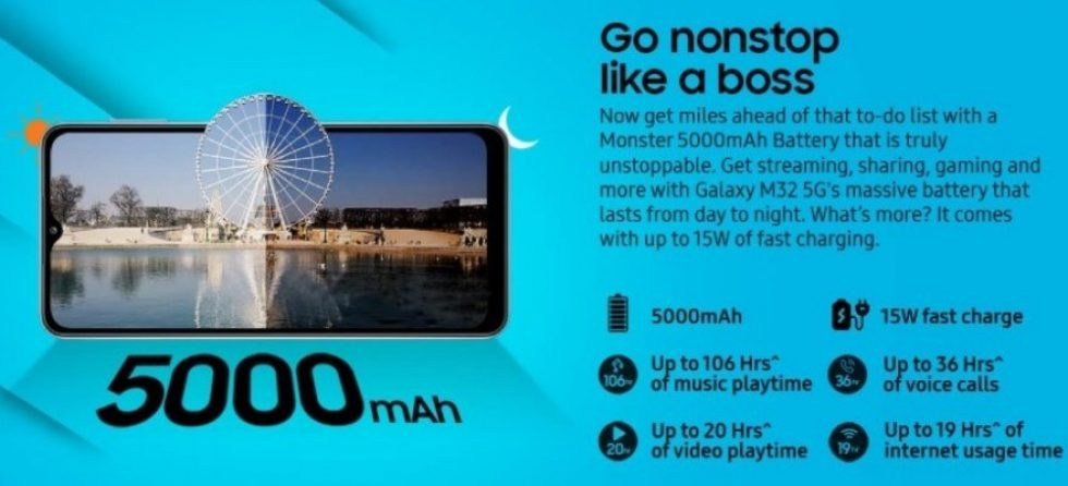 Samsung-Galaxy-M32-5G-baterija