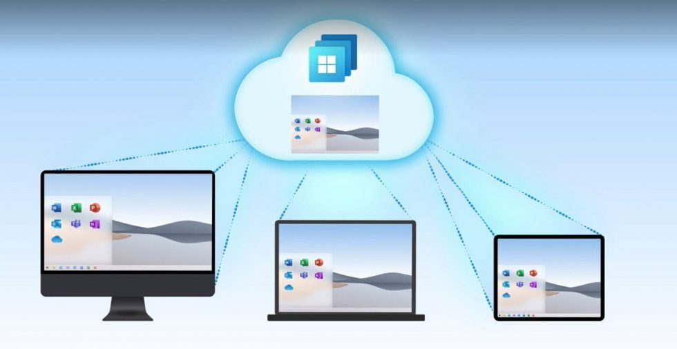 Windows-cloud
