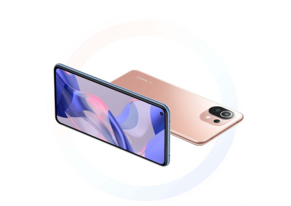 Xiaomi-11-Lite-5G-NE-raudonas