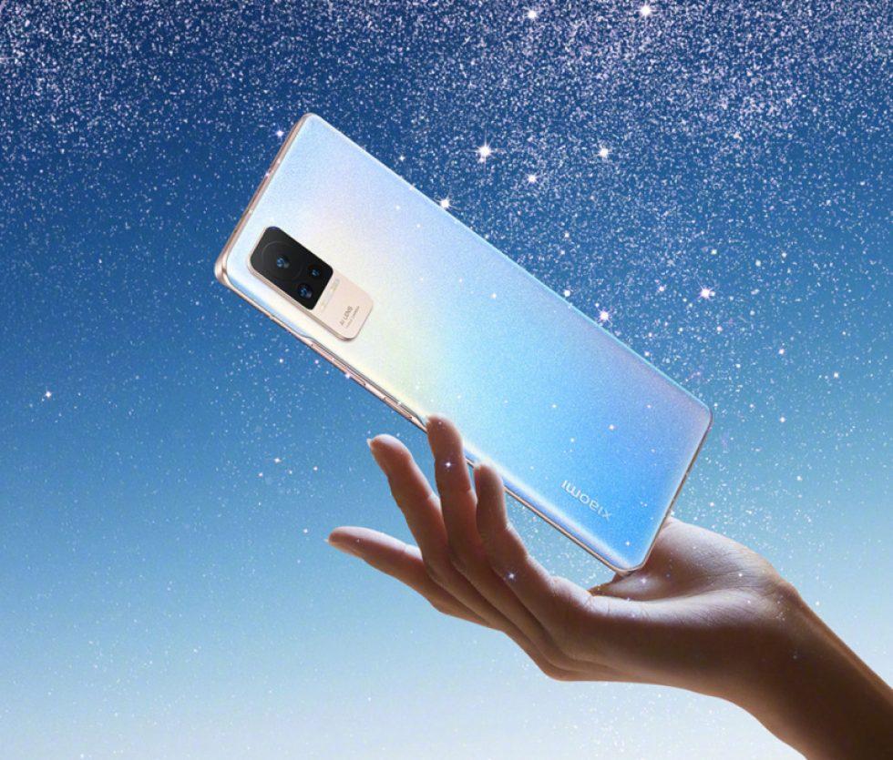Xiaomi-CIVI-melynas