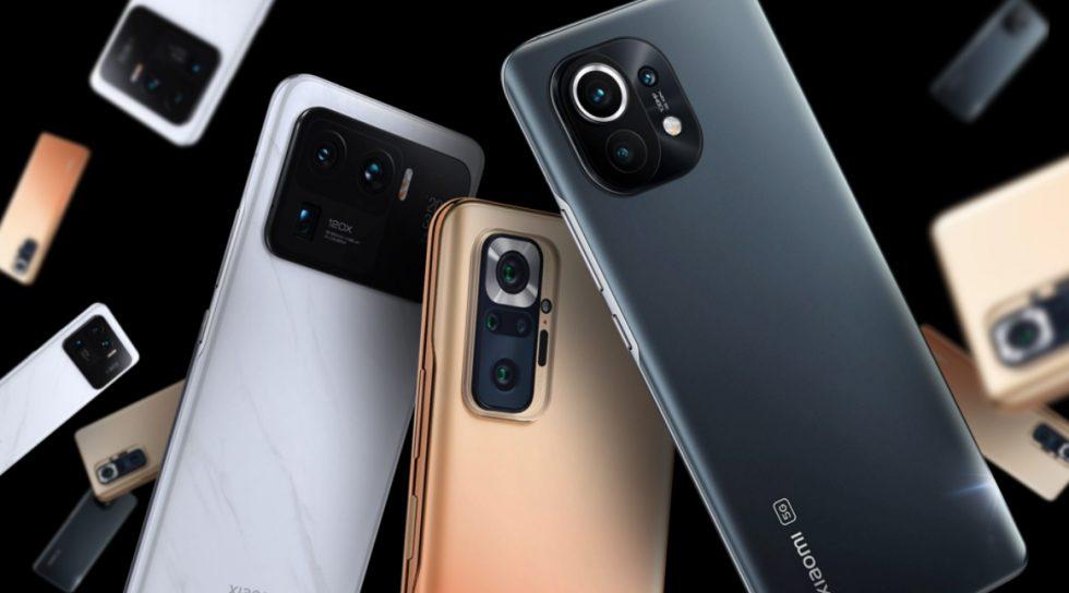 Xiaomi-telefonai