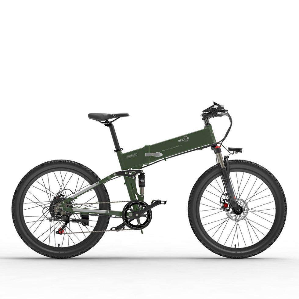 bezior-x1000-folding-electric-bike-1000w-40km-h-black-green-1618301180831