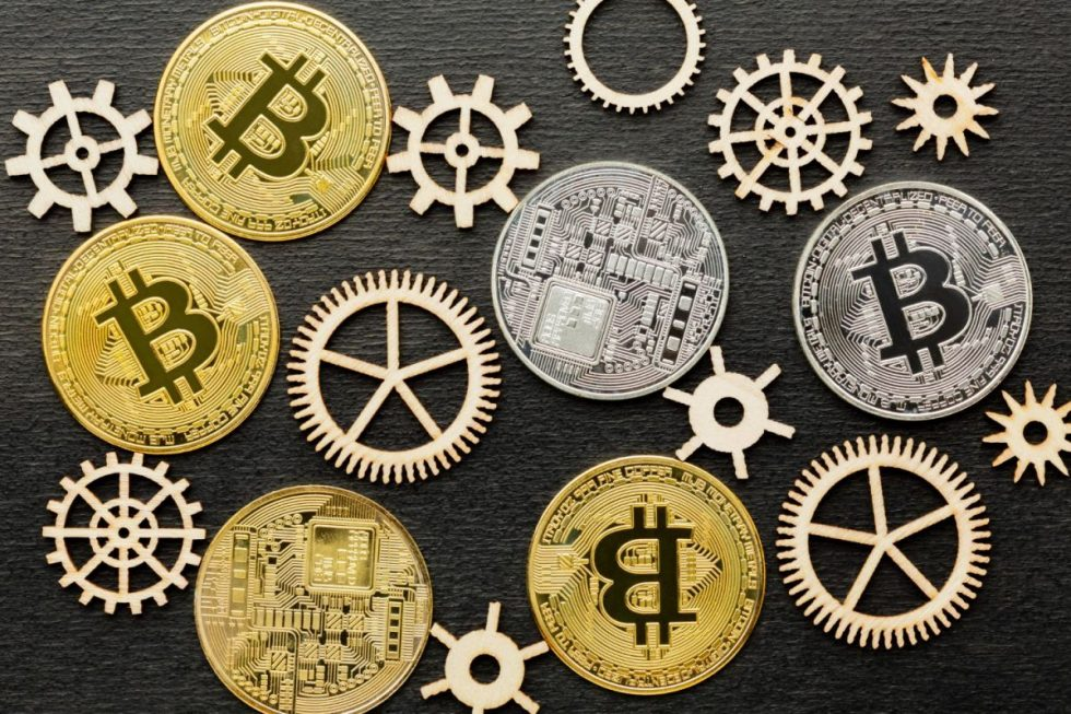 flat-lay-abstract-innovation-assortment-with-bitcoins