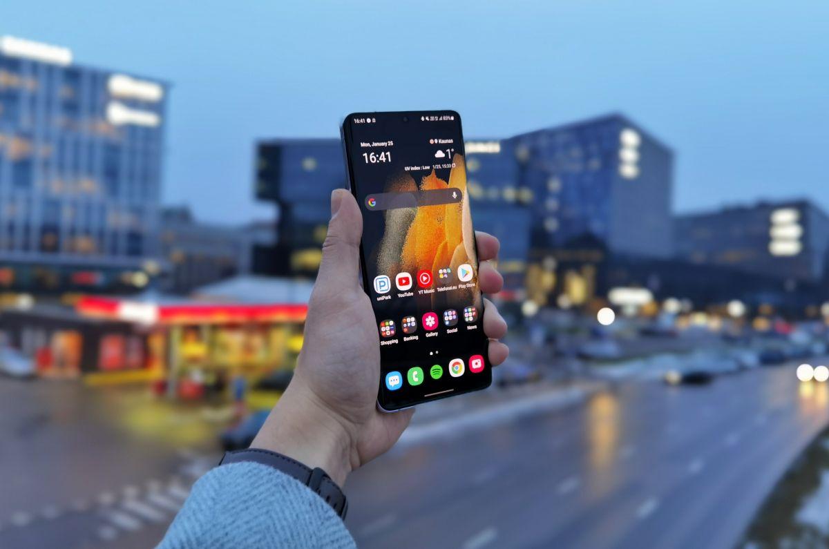 Samsung-Galaxy-S21-Ultra-ekranas