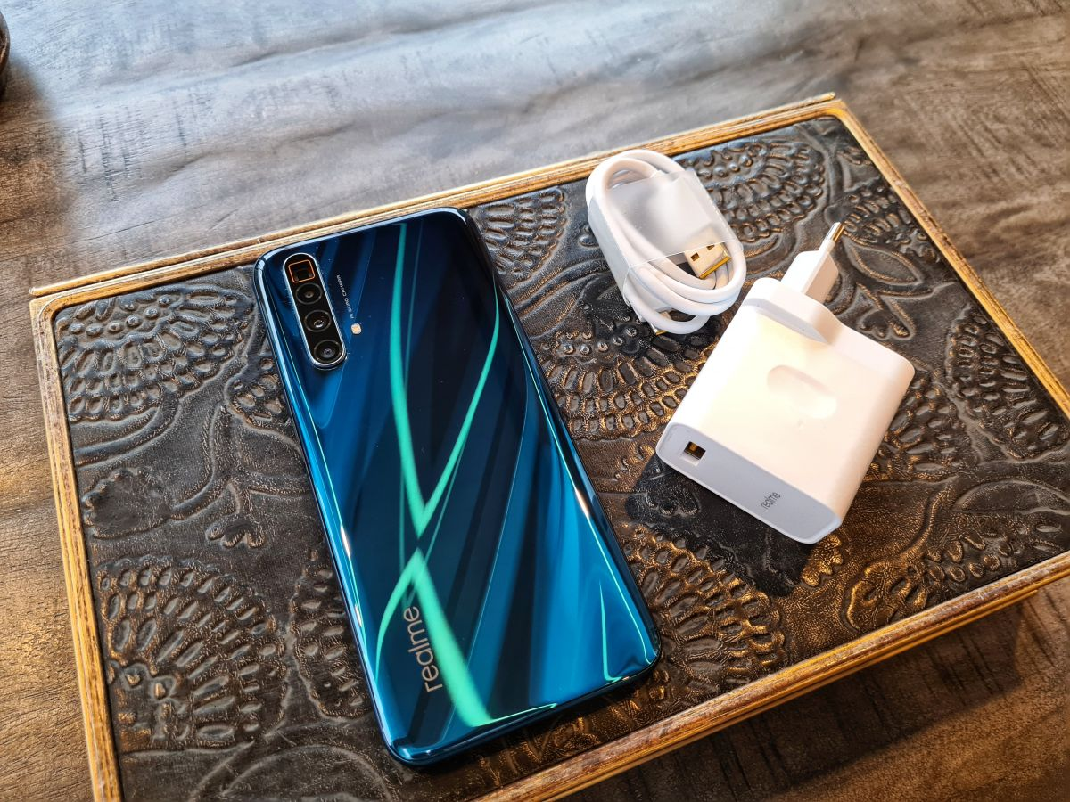 Realme-X3-SuperZoom-baterija