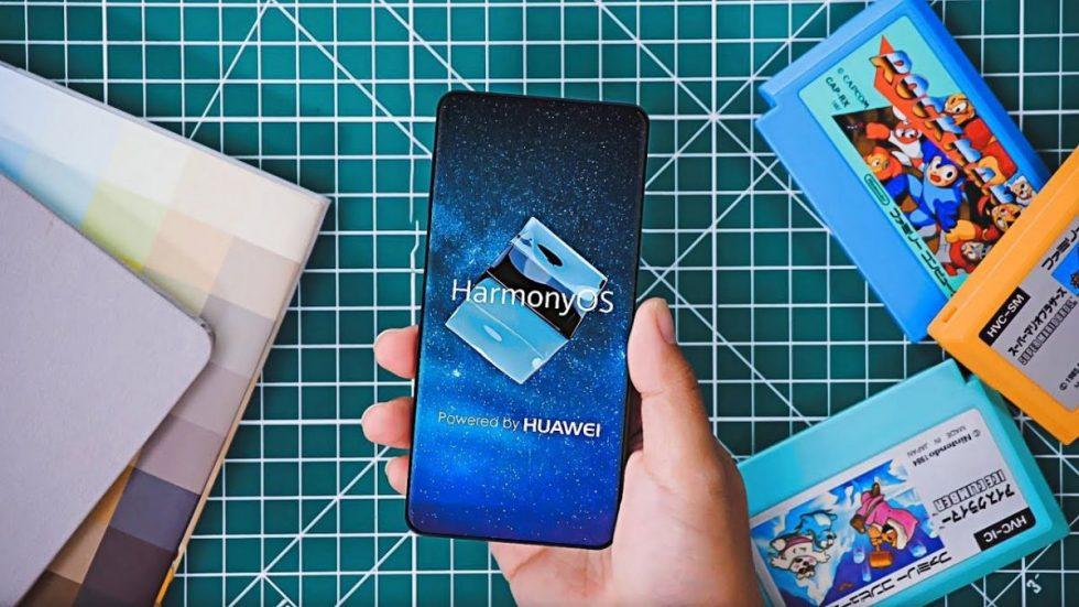 HarmonyOS-1