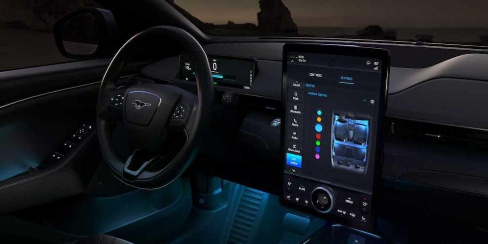 2021-Ford-Mustang-Mach-E-Interior
