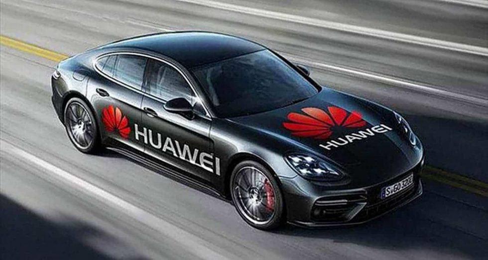 Huawei-Electric-Car