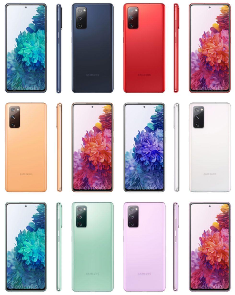 Samsung-Galaxy-S20-FE-color-variants