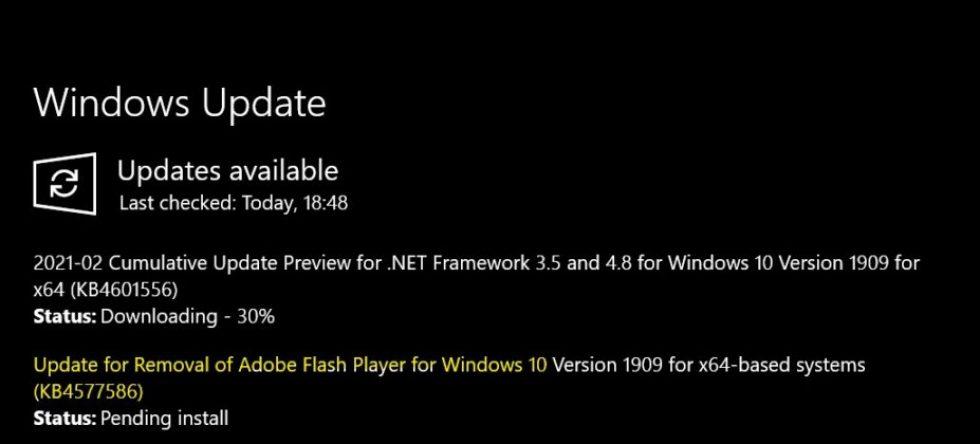 Windows-Update-remove-Adobe-Flash-1-927x420