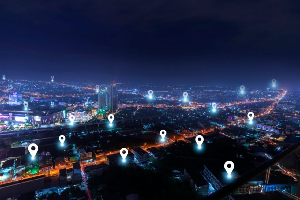 smart-city-with-checkpoints-communication-network